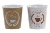TAZA-VASO DE CAFE CON LECHE NEW BONE 250ML