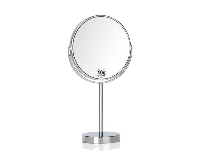 Espejo de pie x10 aumentos cromo 17cms for Precios de espejos de pie