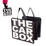 BOLSA ORGANIZADOR MALETERO THE CAR BOX BALVI 35X40X65