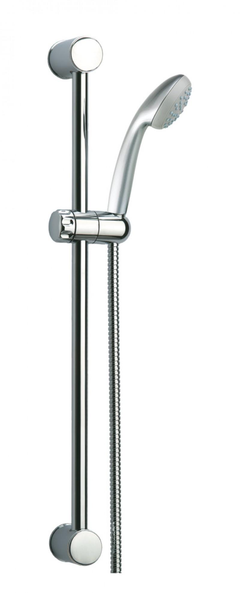 Barra ducha cromo grohe relexa 60cms for Duchas grohe precios